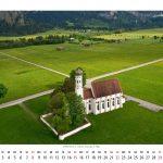 Wallfahrtskirche St. Coloman, Schwangau im Allgäu